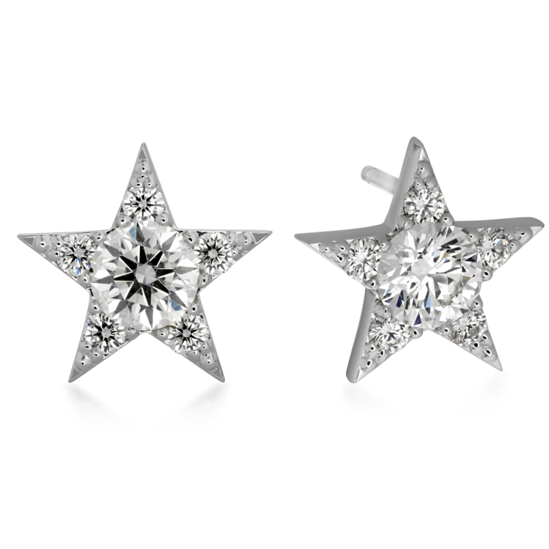 Illa耳環,白K金,鑽石總重0.63ct起 售價$130,000起_2