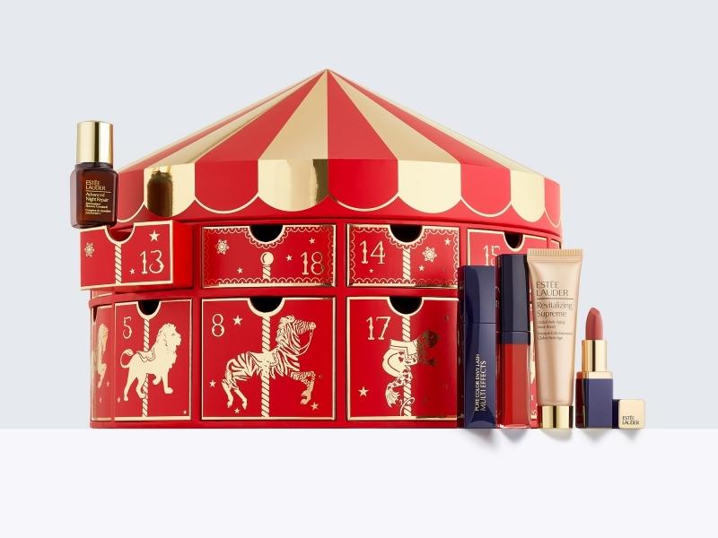 雅詩蘭黛幸福聖誕旋轉盒