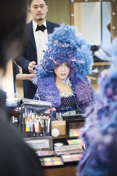 Alternative Hair Show(AHS)髮型秀 FLUX設計師唐威Louis作品
