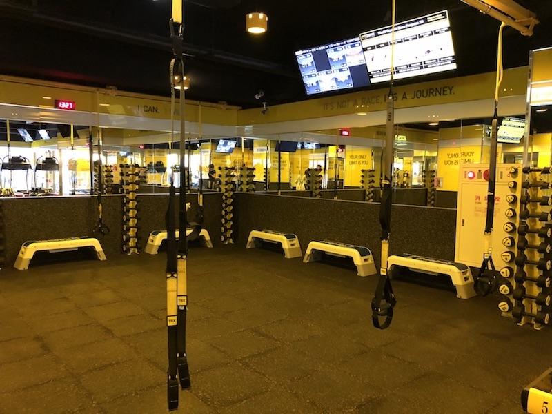 Fit Zone by World Gym運動空間