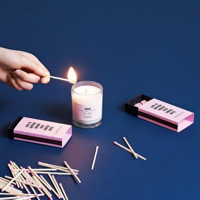 Soohyang秀香 香氛蠟燭