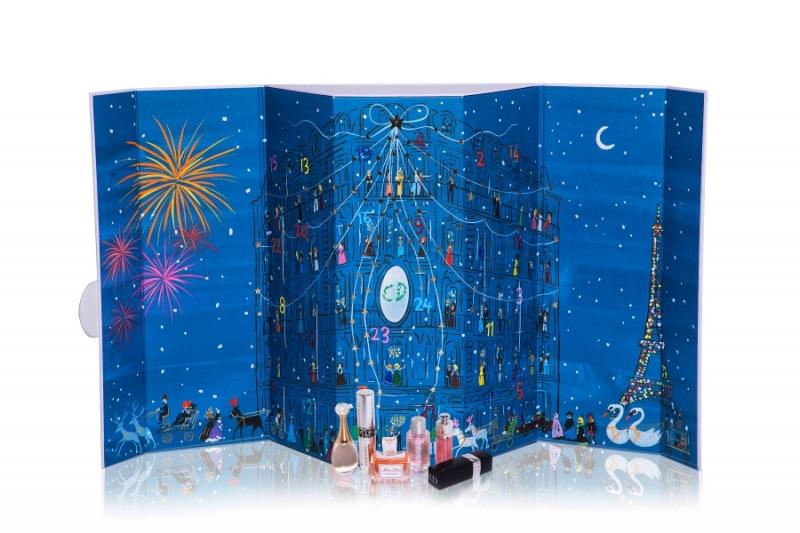 Dior迪奧歡慶聖誕倒數年曆, NT12,000