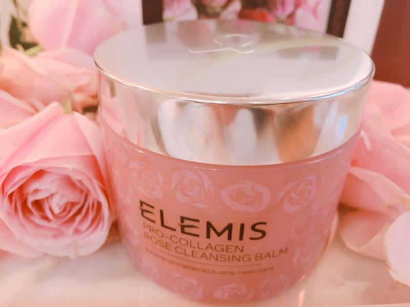 Elemis海洋膠原玫瑰香凝膏,NT3,200。
