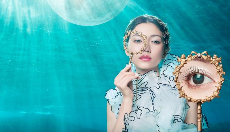 戀愛魔鏡 超現實激長睫毛膏-美人魚精靈 形象圖