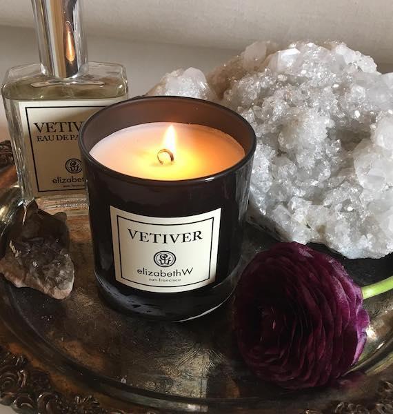 ElizabethW香氛蠟燭