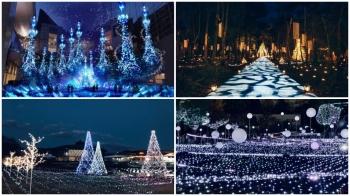 【K小姐的後台對話】到東京賞燈去!2018~2019限定,東京必看浪漫聖誕點燈景點