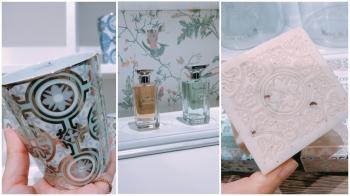 「會透光的骨瓷杯蠟燭、花磚圖案香皂、水晶香水」法國普羅旺斯香氛之王Rose et Marius登台,這三樣單品不可錯過