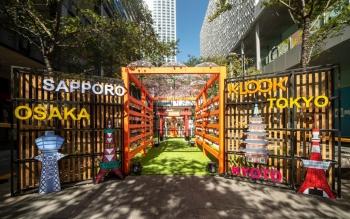 聖誕跨年又有新拍點 Klook客路讓信義香堤廣場變成小日本和小香港景點吃喝玩樂抽獎拍個夠
