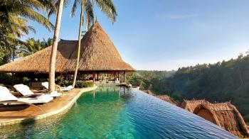 森林裡的超大別墅、無上限單點早餐、無邊境戶外泳池…一定要衝的最棒度假飯店Viceroy Bali