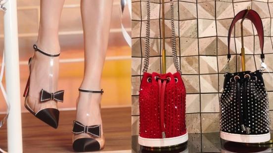 多樣式水桶包、華麗高跟鞋、嶄新Nudes系列設計...「紅底鞋」Christian Louboutin春夏新品矚目亮相!