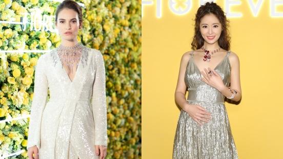 【編輯帶路】寶格麗唯一以全鑽石打造的珠寶系列Fiorever,甜美花朵造型於北京上市派對曝光!