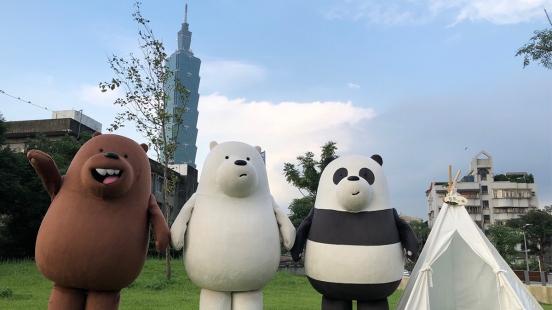 熊格特質大解密!野餐性格分析測驗,你是熊熊遇見你的大大、胖達還是阿極?