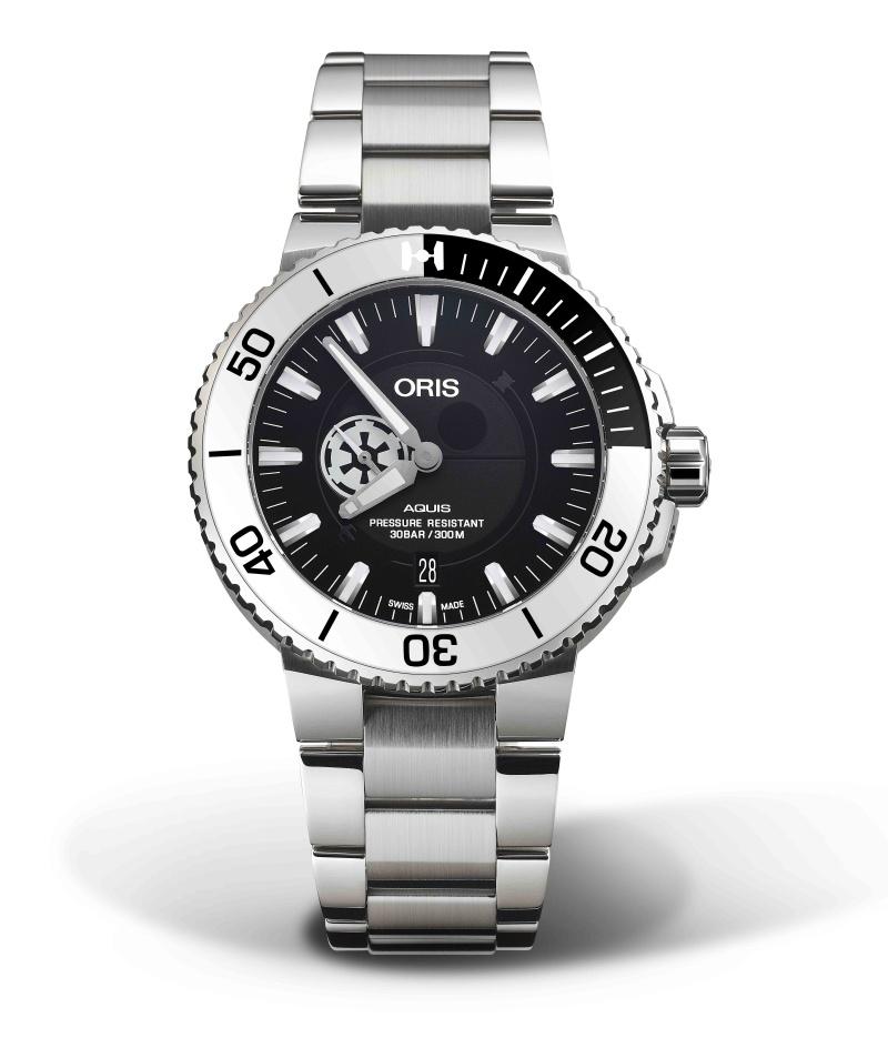 Oris Stormtrooper風暴兵 星際大戰限量錶,NT75,000。