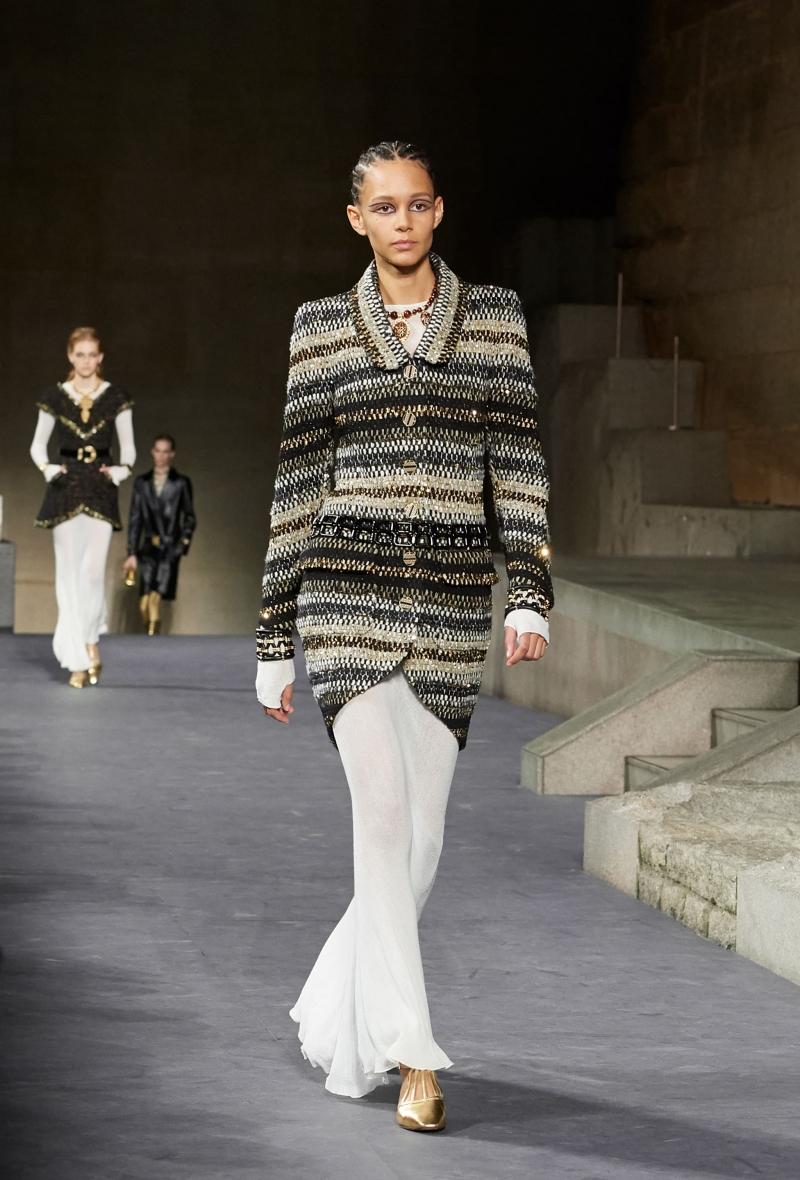 香奈兒 Chanel 2018/19 Métiers d'Art 工坊系列。