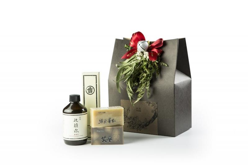 聖誕限定百草禮盒包裝(大)