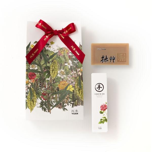 專屬聖誕Happy To Go禮-幸福花草禮盒
