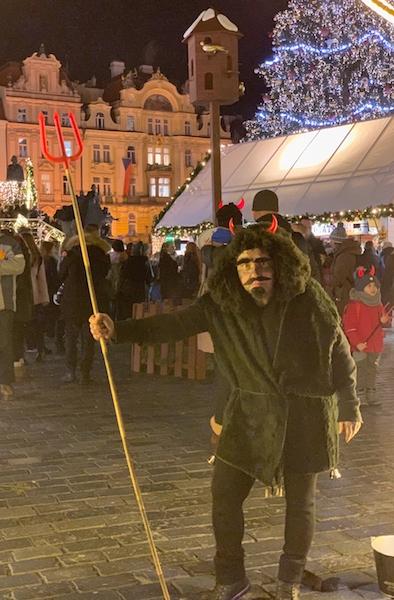 布拉格聖誕市集主題扮演