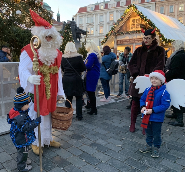 布拉格聖誕市集主題活動