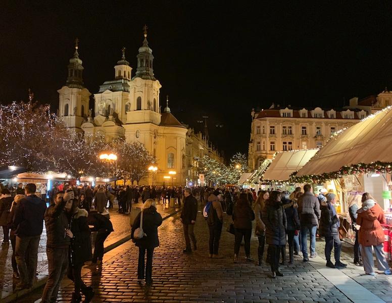 布拉格為全球必去聖誕市集Top 5