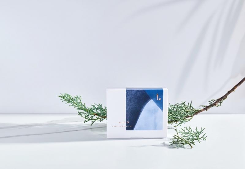 L Phytology 養膚素顏潔面皂 雪松廣藿香 輕擁新雪