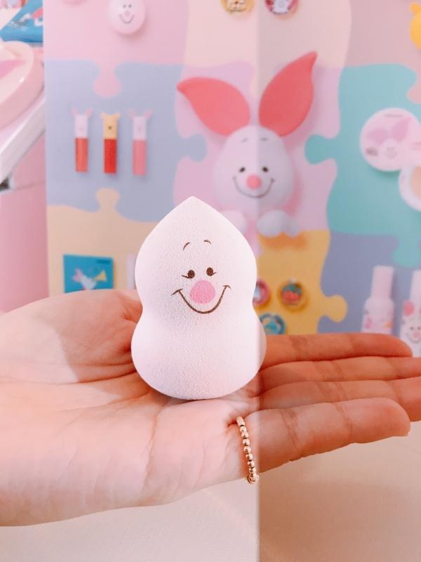 Etude House X Disney Happy with Piglet底妝寶貝蛋,NT250