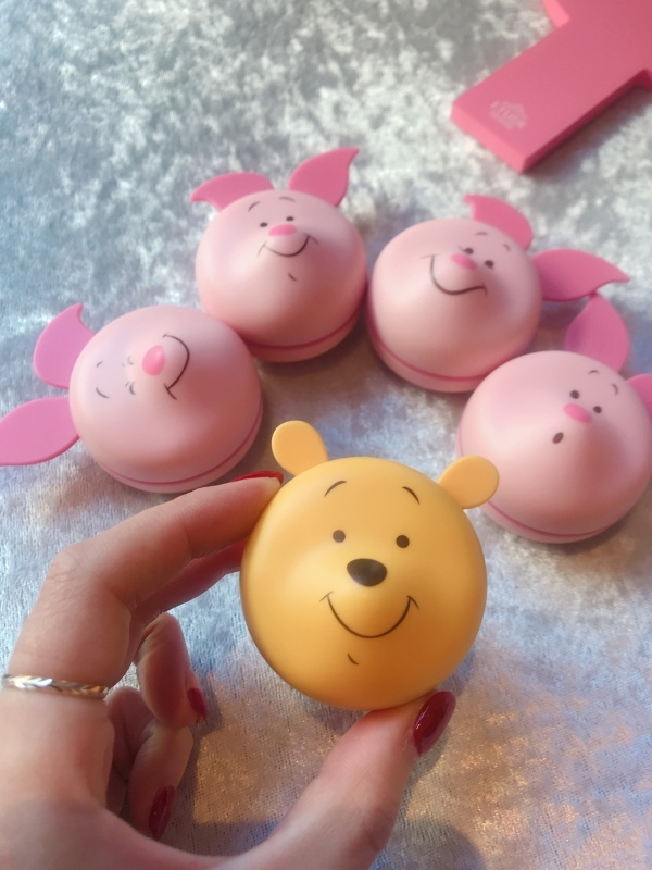 Etude House X Disney Happy with Piglet渲染腮紅霜,NT400