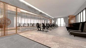 採用會員臉部辨識!台灣第一家精品健身房「Dynasty皇家官邸聯誼會」來了