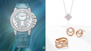 Harry Winston、Hearts on Fire… 本月必關注的最新珠寶腕錶話題都在這一篇!