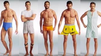 看幾遍都不厭倦!「Glam, Inc.」男性內褲百年發展史,不管哪個年代,穿對內褲的男人最性感~