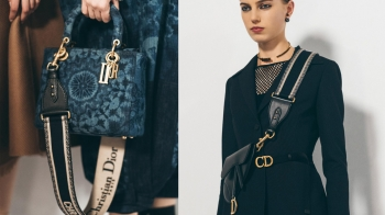 Dior 2019 春夏包款總點名,迷幻、浪漫,還有點帥!