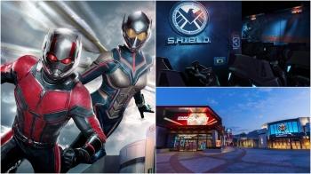 迪士尼全新設施再一發!全球第一個「蟻俠與黃蜂女:擊戰特攻」即將登場