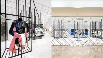 CHANEL限時概念店第一次在台灣登場!郵輪包、草編鞋…充滿航海風情的新品一覽