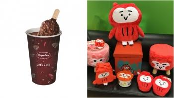 冬季必喝的暖心可可!全家Let's Café X哈根達斯雪糕新推出「巧雪可可」,還有全新集點卡娜赫拉短耳貓頭鷹小物