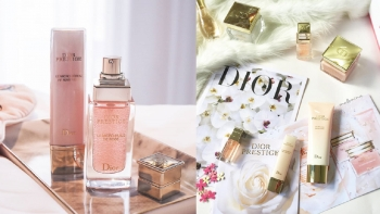 最夢幻的「Dior岡維拉玫瑰」妳一定要認識!缺貨是常態、買到算賺到的Dior頂級精萃再生花蜜系列,是女人此生必用的神級保養品啊~