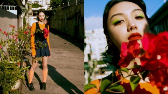 你一定要知道的台北超正潮妹!身兼模特兒和DJ的傅昱Coral