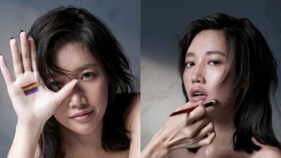 A-Lin:「99個評論裡面,我只看到唯一一個說我不好的。」