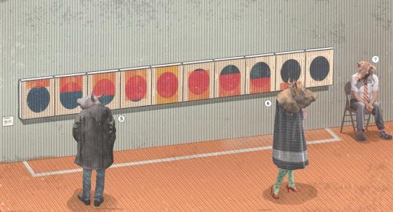 關於「老時光」的浪漫想像—插畫家鄒駿昇個展《啟示的起始》