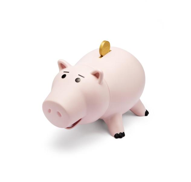 innisfree X Disney 2019玩具總動員聯名系列滿額贈火腿豬豬撲滿