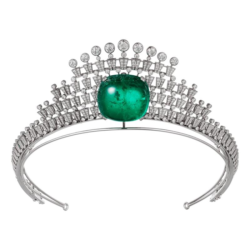 Resonances de Cartier 全新頂級珠寶系列-HYPERBOLE