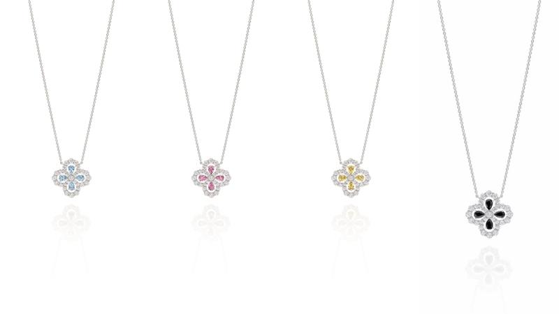 海瑞溫斯頓Harry Winston全新Diamond Loop珠寶系列
