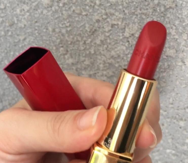 香奈兒超炫耀的唇膏紅色限定版#8 NT1,320