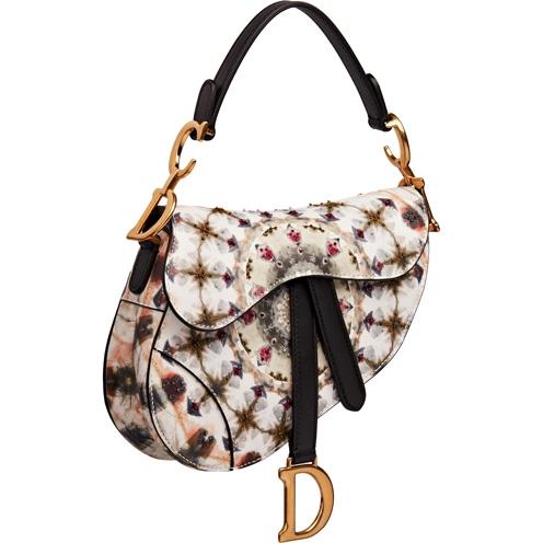 Saddle Dior 包款。