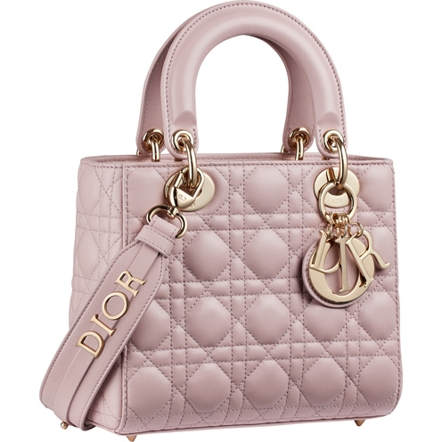 Lady Dior 包款。