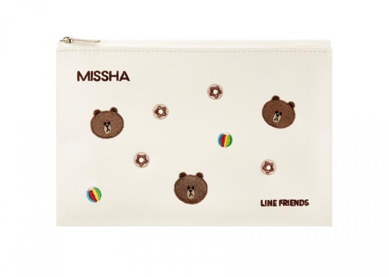 MISSHA X LINE FRIENDS旅行包