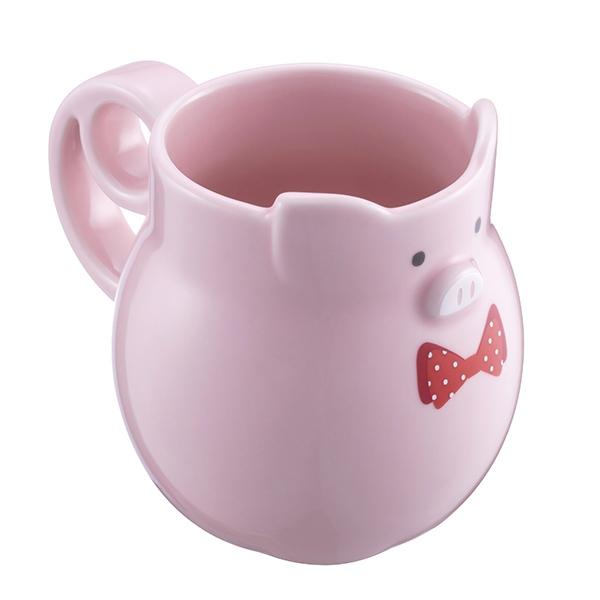 豬年賀歲馬克杯,售價$450。容量:10OZ。